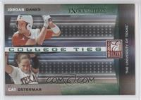 Cat Osterman, Jordan Danks /1500