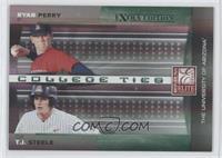 Ryan Perry, T.J. Steele /1500