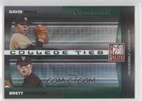 David Price, Brett Jacobson /1500