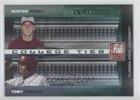 Buster Posey, Tony Thompson /1500