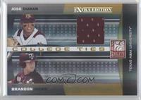 Jose Duran, Brandon Hicks /100