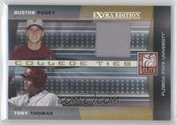 Buster Posey, Tony Thomas /250
