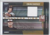 Matt Mangini, Jordy Mercer /500