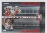 Jordan Danks, Cat Osterman /50