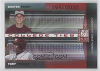 Buster Posey, Tony Thompson /50