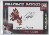 Petey Paramore /250