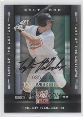 2008 Donruss Elite Extra Edition Turn of the Century Autographs [Autographed] #162 - Tyler Kolodny /100