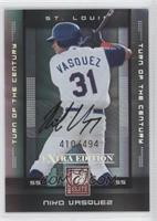 Niko Vasquez /494