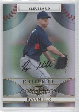 2008 Donruss Threads - [Base] #111 - Rookie Autograph - Ryan Miller /999