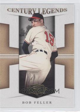 2008 Donruss Threads Century Legends #CL-10 - Bob Feller