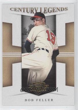 2008 Donruss Threads Century Legends #CL-10 - Bob Feller
