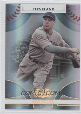 2008 Donruss Threads Gold Century Proof #22 - Bob Feller /50