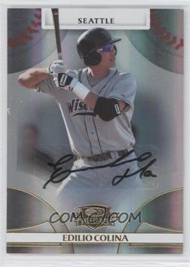 2008 Donruss Threads Gold Signatures #68 - Edilio Colina /975