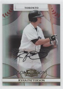 2008 Donruss Threads Gold Signatures #69 - Ryan Patterson /775