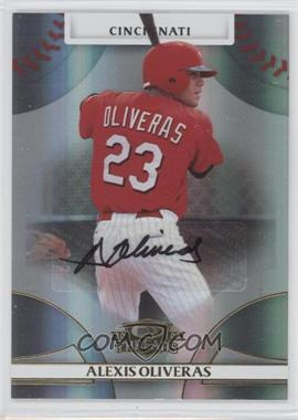 2008 Donruss Threads Gold Signatures #77 - Alexis Oliveras /975