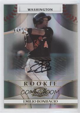 2008 Donruss Threads #101 - Rookie Autograph - Emilio Bonifacio /1874