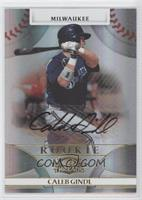 Rookie Autograph - Caleb Gindl /465