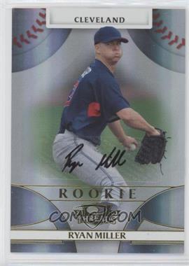 2008 Donruss Threads #111 - Rookie Autograph - Ryan Miller /999