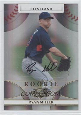 2008 Donruss Threads #111 - Rookie Autograph - Ryan Miller /999