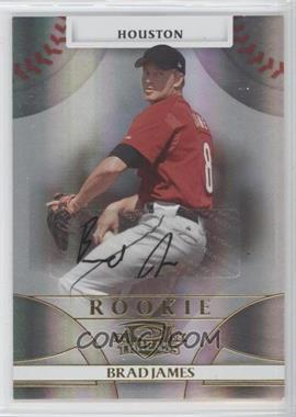 2008 Donruss Threads #117 - Rookie Autograph - Brad James /1999
