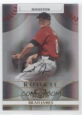 2008 Donruss Threads #117 - Rookie Autograph - Brad James /1999