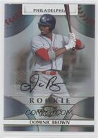 Domonic Brown /999