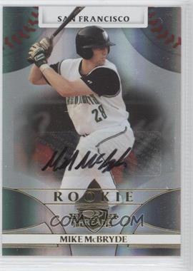 2008 Donruss Threads #140 - Rookie Autograph - Mike McBryde /950