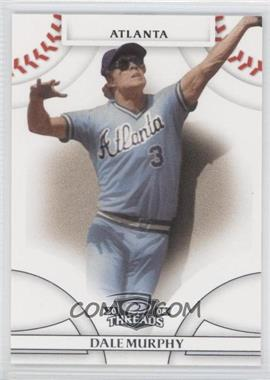 2008 Donruss Threads #2 - Dale Murphy