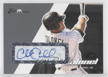 2008 Just Minors Just Autographs Autographs [Autographed] #11 - [Missing]