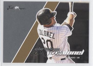 2008 Just Minors Just Autographs Gold Edition #11 - Christian Colonel /100