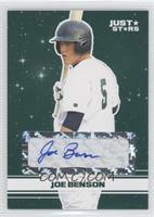Joe Benson /100