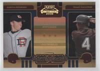 Curtis Petersen, Isaac Galloway /100