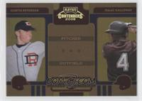 Isaac Galloway, Curtis Petersen /250