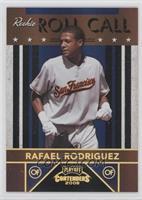 Rafael Rodriguez /100