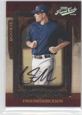 2008 Playoff Prime Cuts - [Base] #119 - Evan Frederickson /249