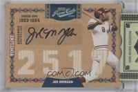 Joe Morgan /20