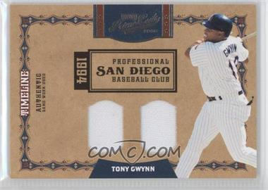 2008 Playoff Prime Cuts [???] #39 - Tony Gwynn /99