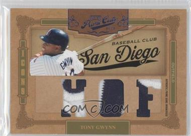 2008 Playoff Prime Cuts [???] #45 - Tony Gwynn /25