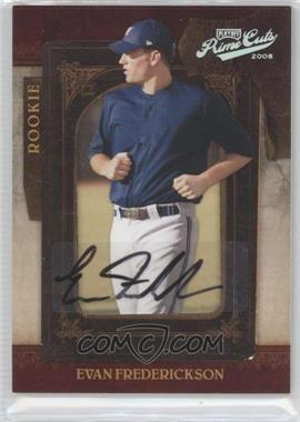 2008 Playoff Prime Cuts #119 - Evan Frederickson /249