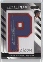 Curtis Petersen /20