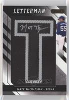 Matt Thompson /5