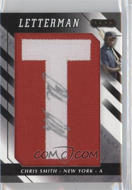 2008 Razor Letterman #CHS-T - Charley Smith