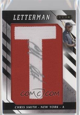2008 Razor Letterman #CHS-T - Chris Smith