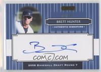Brett Hunter /25
