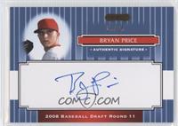 Bryan Price /25