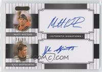 Matt Wieters, Kyle Skipworth /99