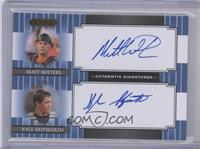 Matt Wieters, Kyle Skipworth /5