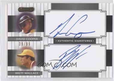 2008 Razor Signature Series [???] #DS-7 - Brandon Watson, Daniel Cortes, Brian Wallace /99