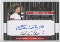 Brian Matusz /199