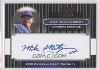Mike Montgomery /199